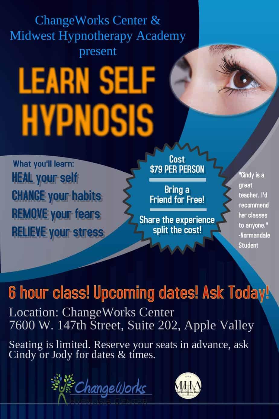 Self Hypnosis W...