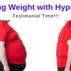 Hypnosis for Weight Loss Success Story